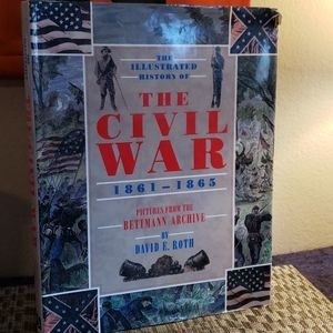 Civil War, Illustrated History Book